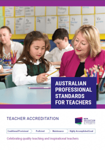 australia teaching standards