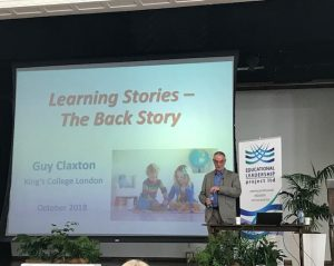 learning story conference