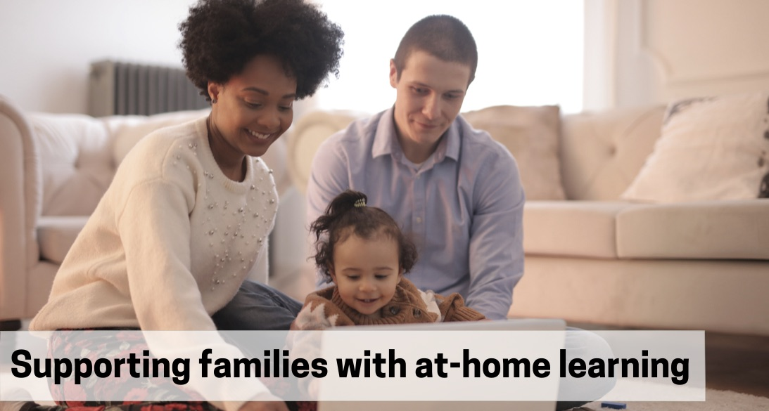 at-home early learning