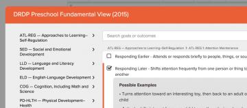leaning story framework linking